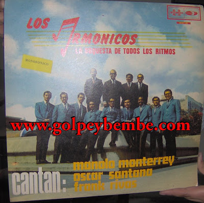 Los Armonicos La Orquesta de Todos los Ritmos