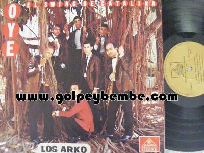 Los Arko - Oye el Swing de Catalina