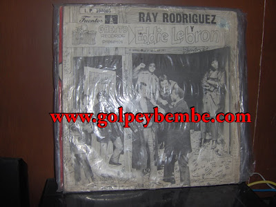 Eddie Lebron & Ray Rodriguez - Guetto Records