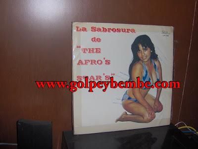 Afro's Star's - La Sabrosura