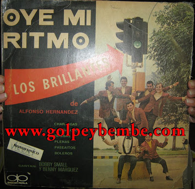 Los Brillantes - Oye mi Ritmo