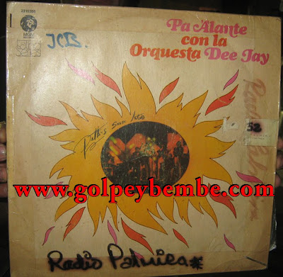 Orquesta Dee Jay - Pa' Alante