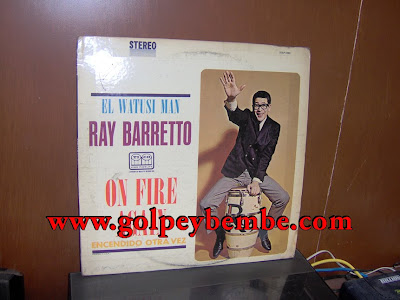 Ray Barreto - On Fire Again