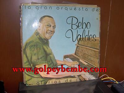 Bebo Valdes - Glorias de Cuba