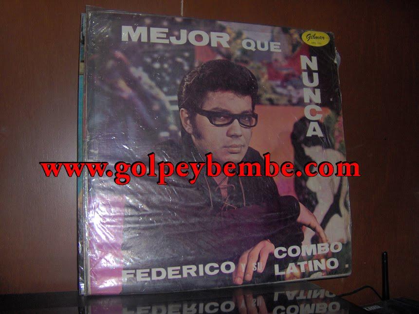 Federico Y Su Combo Latino - Federico Booga-Loo
