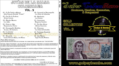 Joyas de la Salsa Colombiana Vol 9