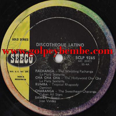 La Plata, Damiron y Otros - Discotheque Latino