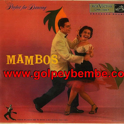 Mambos Perfec for Dancing Front