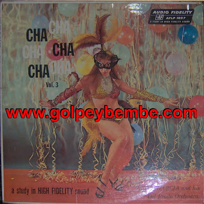 Pedro Garcia Prado - Cha Cha Cha Front