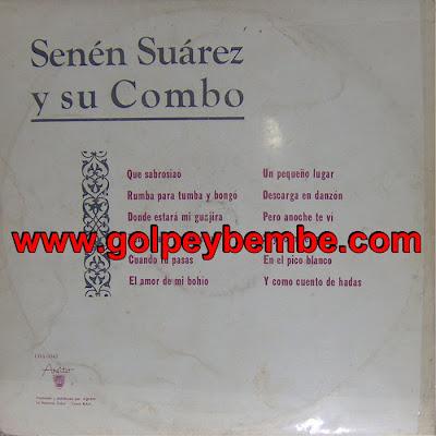 Senen Suarez y su Combo Back