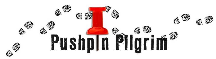 Pushpin Pilgrim