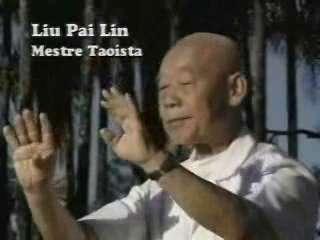 Mestre Liu Pai Lin