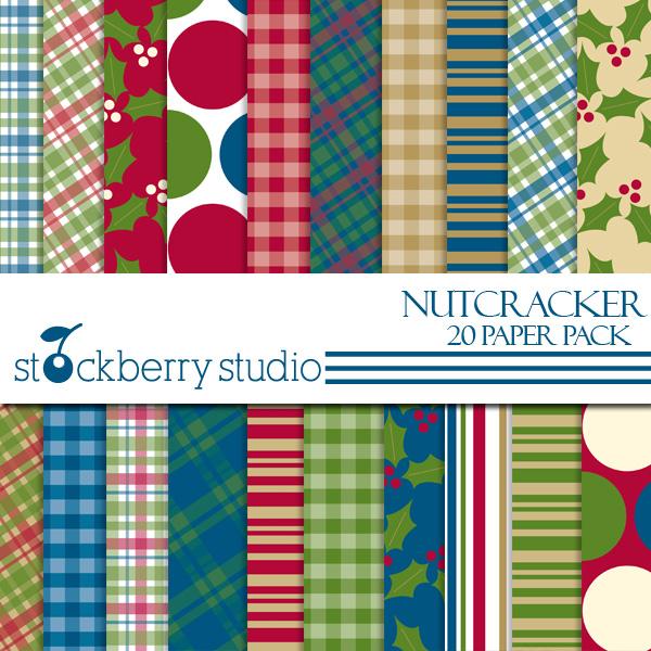 Nutcracker paper