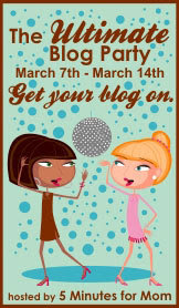 5 Minutes 4 Moms Ultimate Blog Party