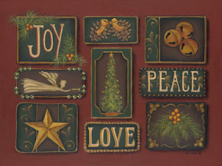 Joy, Peace, Love poster @ allposters.com