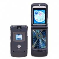 Motorola RAZR BLK - V3