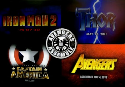 Site Blogspot  Captain America Logo on New Logo Of The Avengers Movie Has Been Spotted