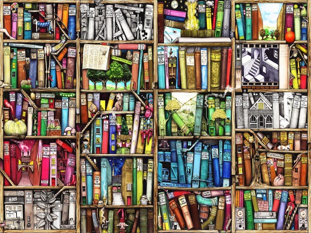 Dell arte di disporre i libri 8 claudio calzana for Leggere libri