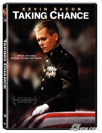 taking chance movie essay questions