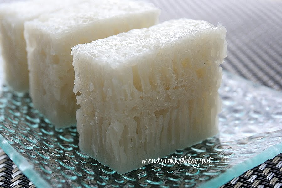 Indonesian Steamed Cake Recipes
