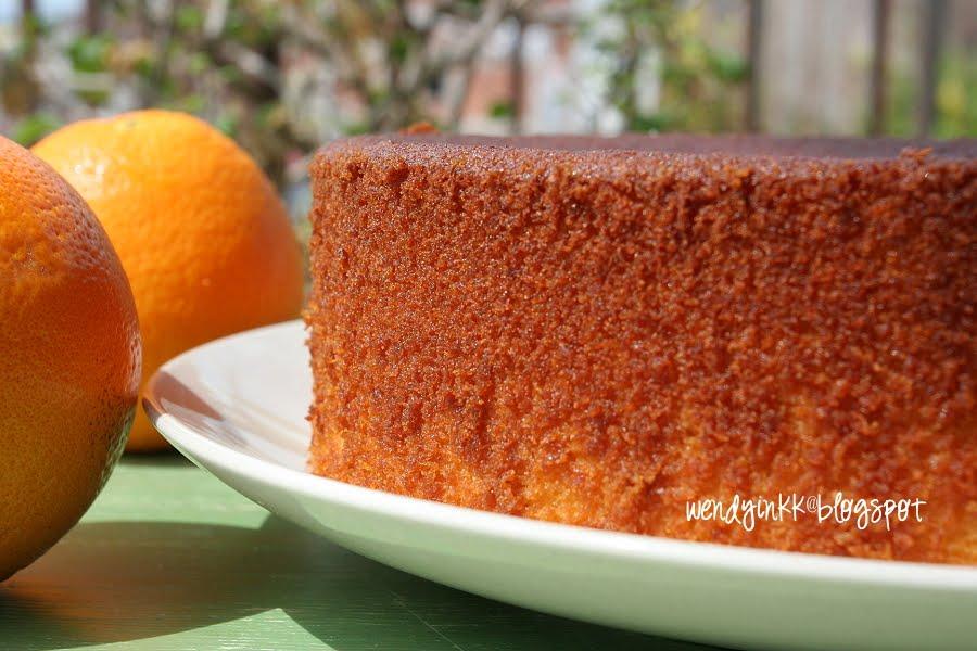 Soggy Fruit Cake