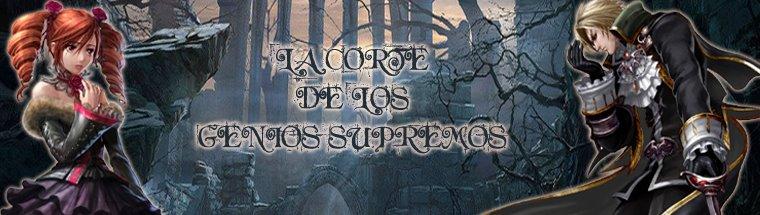 La Corte De Los Genios Supremos