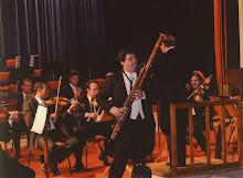 Vitaliano Gallo fagotto solista
