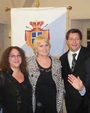 Katia Riciarelli e l'Orchestra del Principato di Seborga