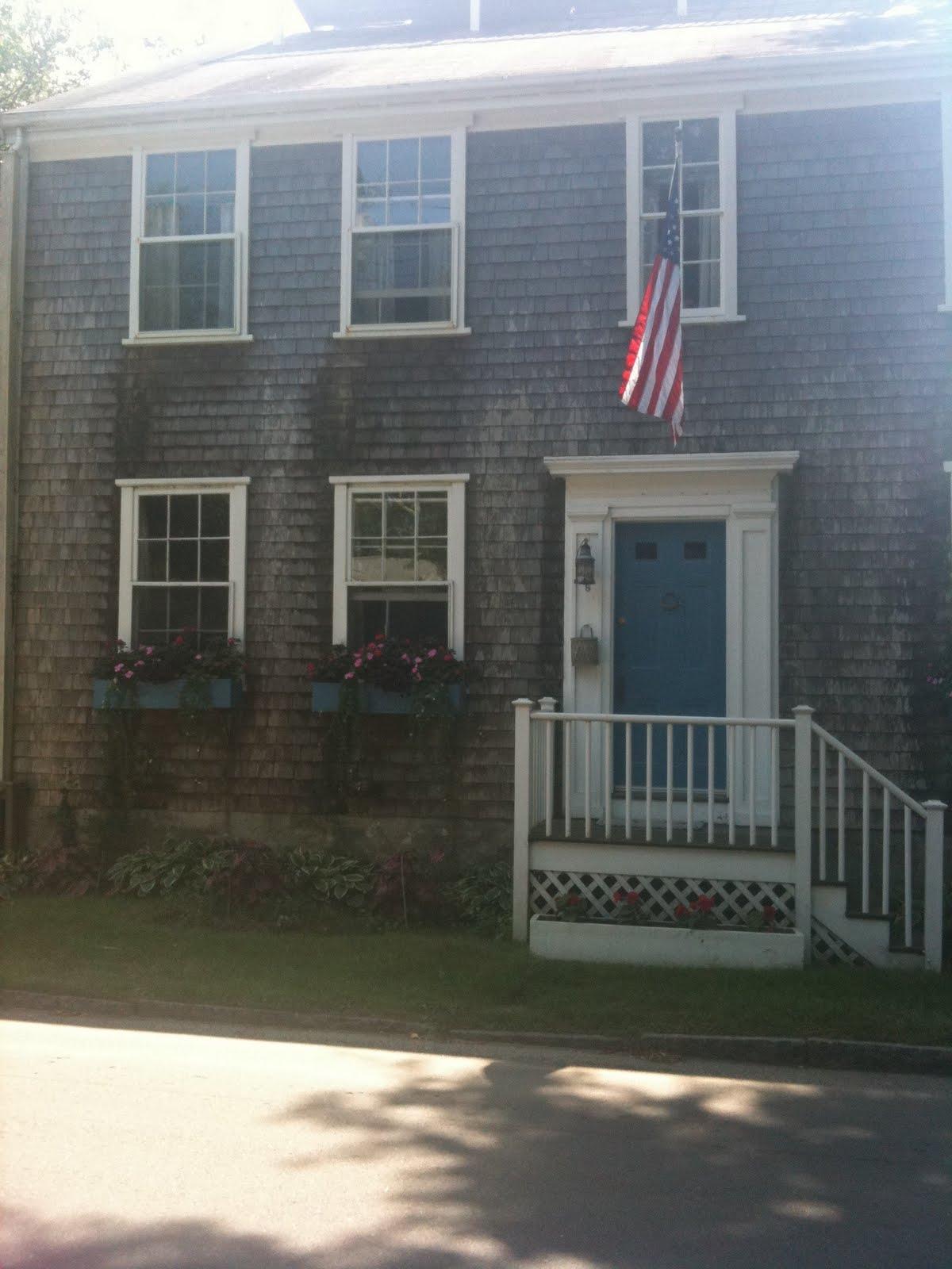 Nantucket House Tour Stroll Wkd