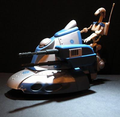 Kisho Meteora  Star Wars Collector  November 2010