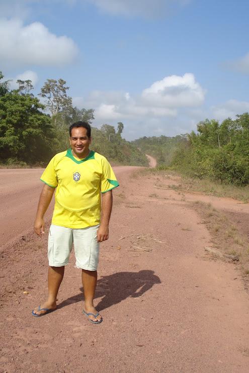 """Estradas do Amapá: """"o Haiti é aqui"""", já diria Caetano..."""