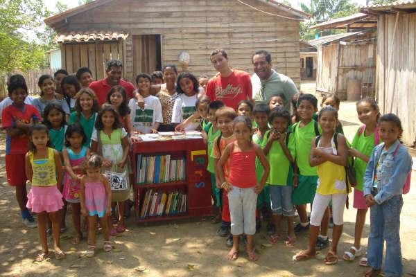 Biblioteca Arca destaque da região-norte em 2008 e Ponto de Leitura/2008 pelo Ministério da Cultura
