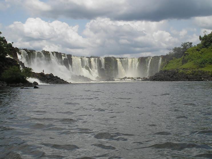 Lindas cachoeiras na Amazônia amapaense