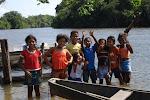 O futuro da floresta Amazônica depende do tratamento que daremos para nossas crianças.