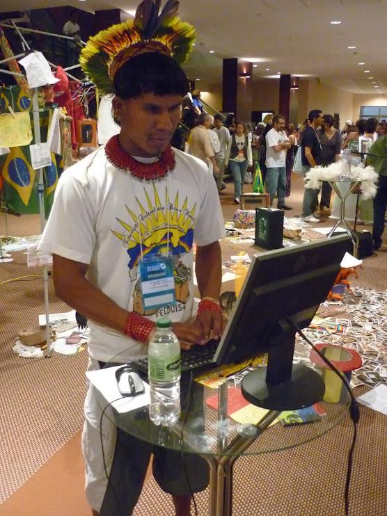 NossaCasa na II Conferência Nacional de CUltura - Brasília/DF março/2010