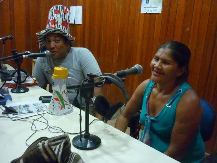 Programa NossaCasa Amazônia, toda quinta-feira (18h/19h) na Rádio Comunitária Novo Tempo 105.9FM