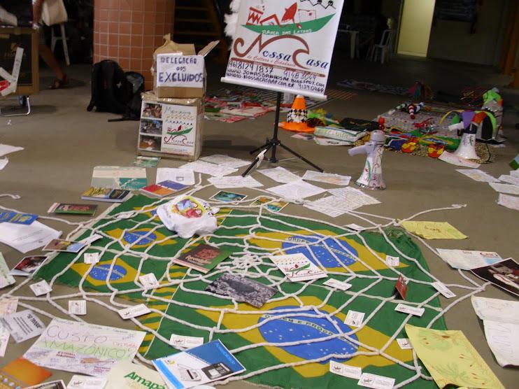 NossaCasa na TEIA 2010 - Fortaleza/CE