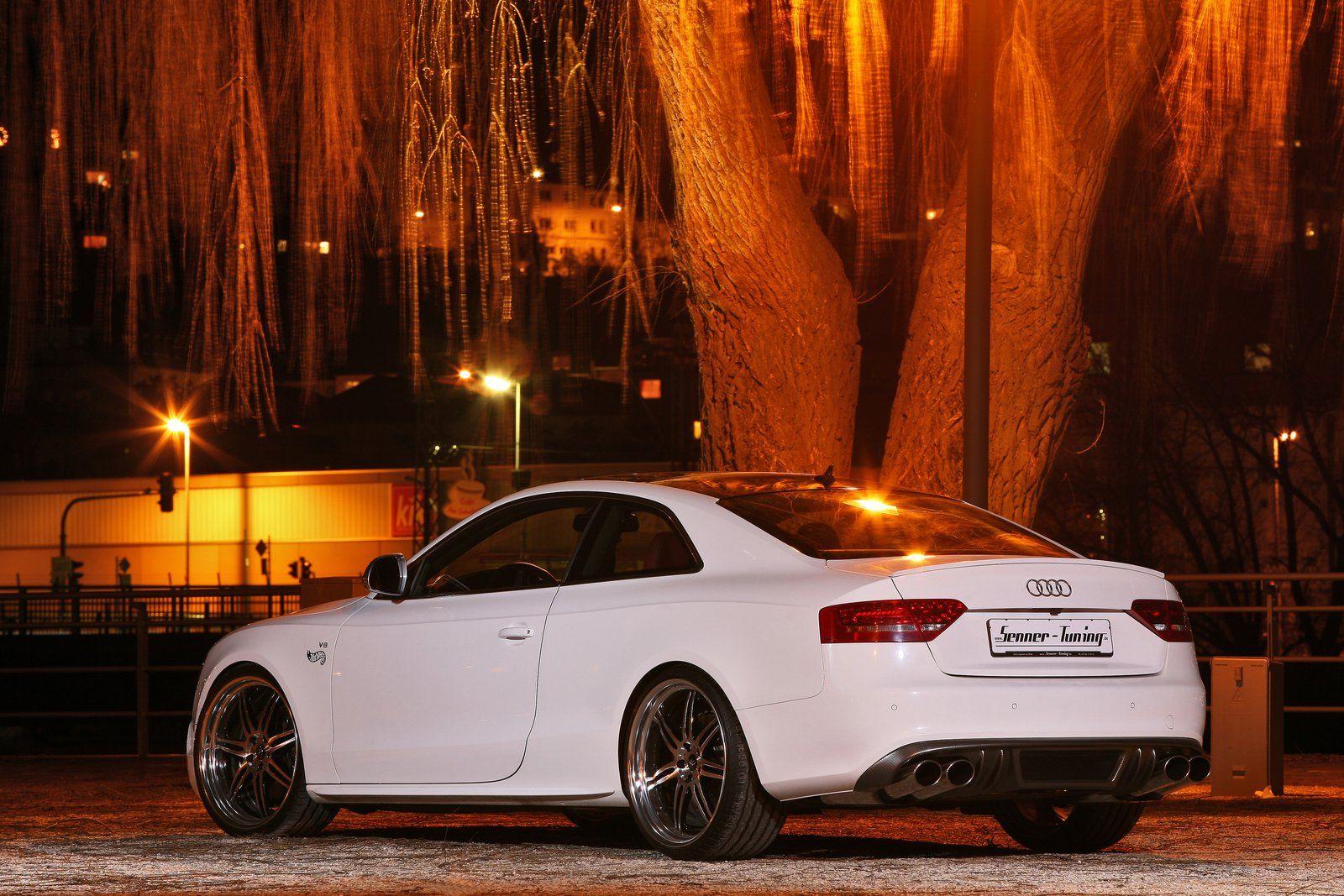 Senner%2BAudi%2BS5%2BWhite%2BBeast%2B9 Audi S5 Custom