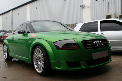 st patrick 39 s day green audi collective. Black Bedroom Furniture Sets. Home Design Ideas