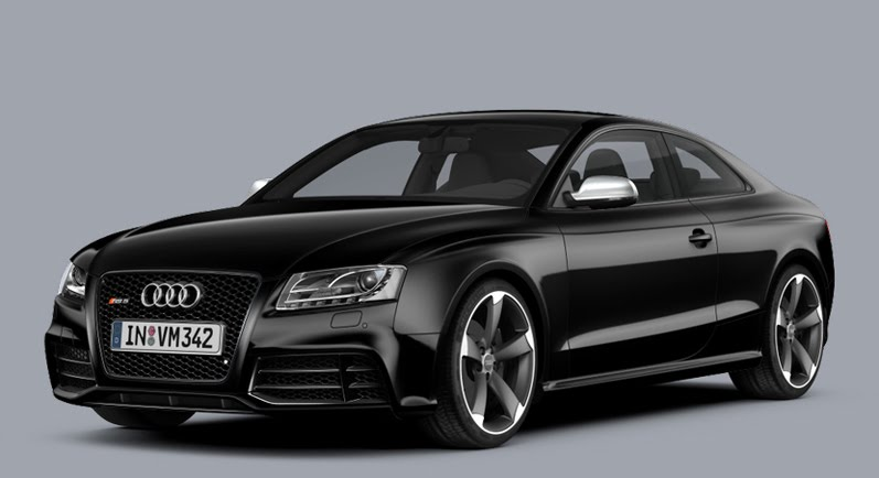 Audi Launches Rs5 Configurator Quattroholic Com