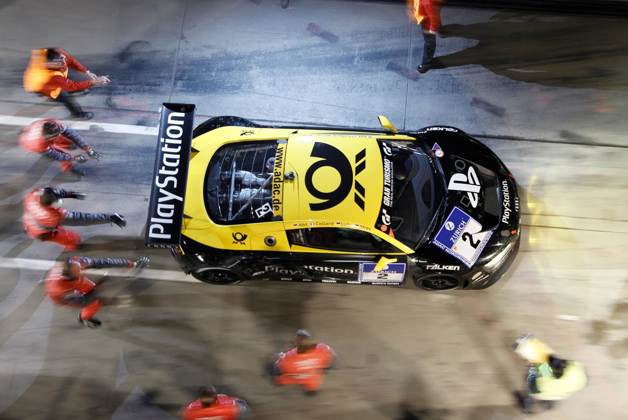 ABT Sportsline Audi R8 LMS