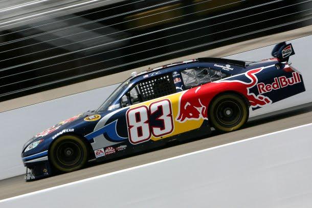 Red Bull sponsorship and endorsement NASCAR