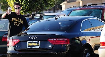 Celebrity Audi Drivers | quattroholic.com