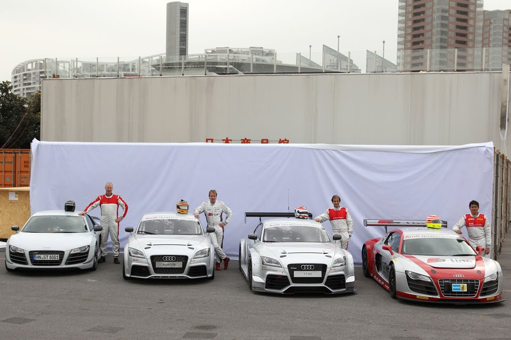 Audi Tt Gt4 Club Sport Concept Revealed Quattroholic