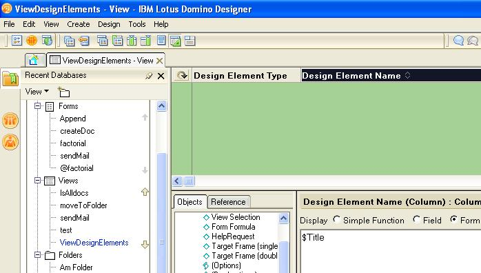 enjoying with lotus notes formulaclass reservefield
