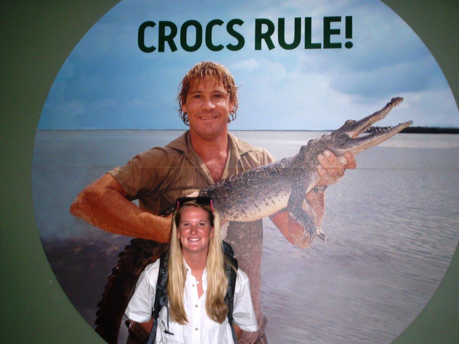 Australian Crocodile Hunter - 165.4KB