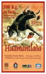 Poster Huamantlada