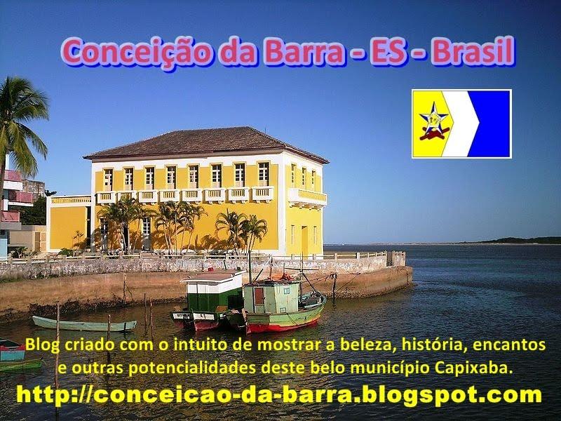 Conceição da Barra - ES - Brasil