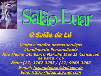 Salão Luar, o Salão da Lu