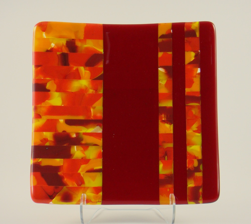 fused glass projects In this one-day workshop, you will make small and large fused glass elements  with lots of color and detail, that can be incorporated into another project or used .